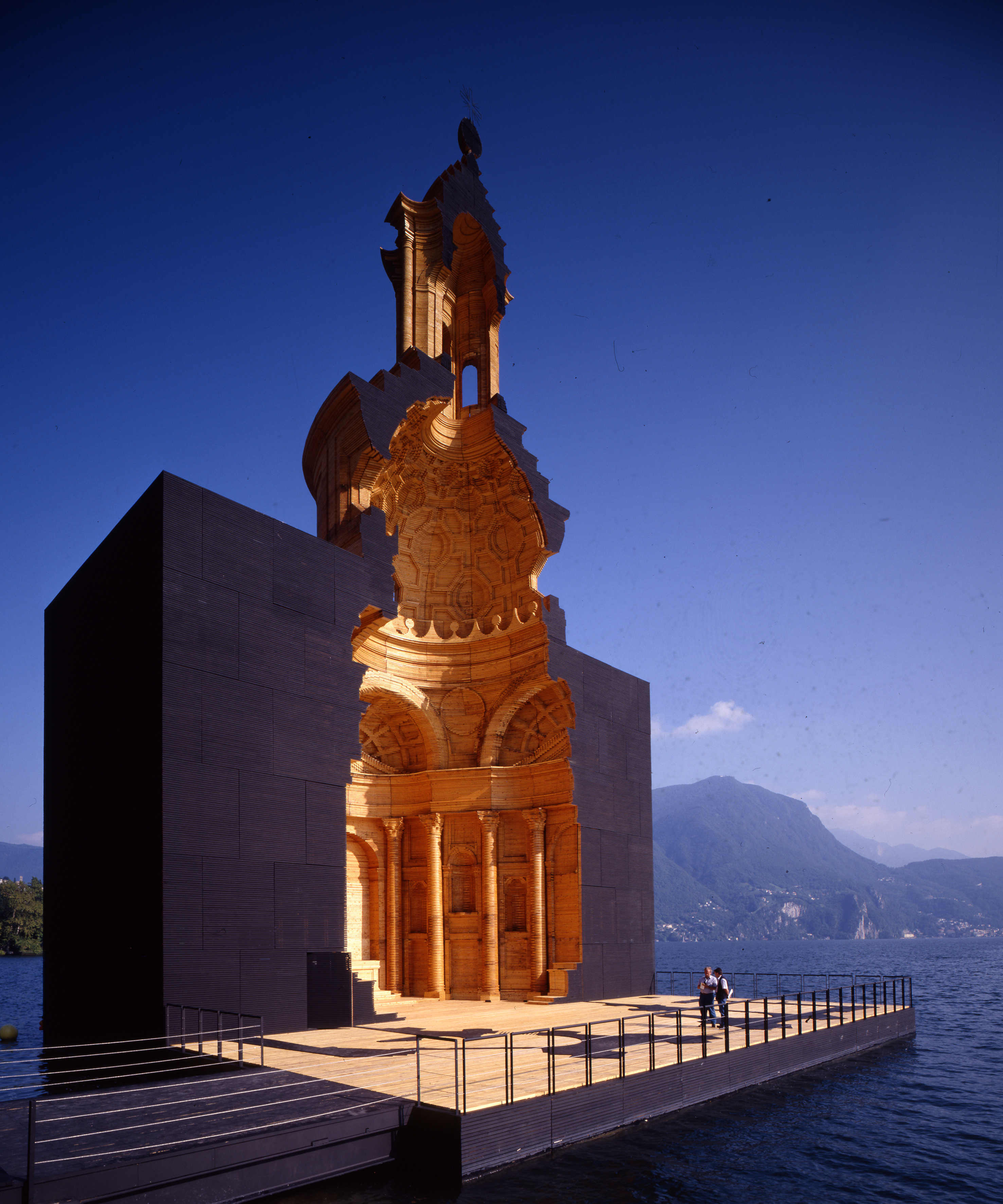 San Carlino, Lugano (CH)