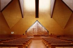 Chiesa e centro pastorale Papa Giovanni XXIII, Seriate (IT)